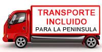 Transporte Incluido en Grifolandia