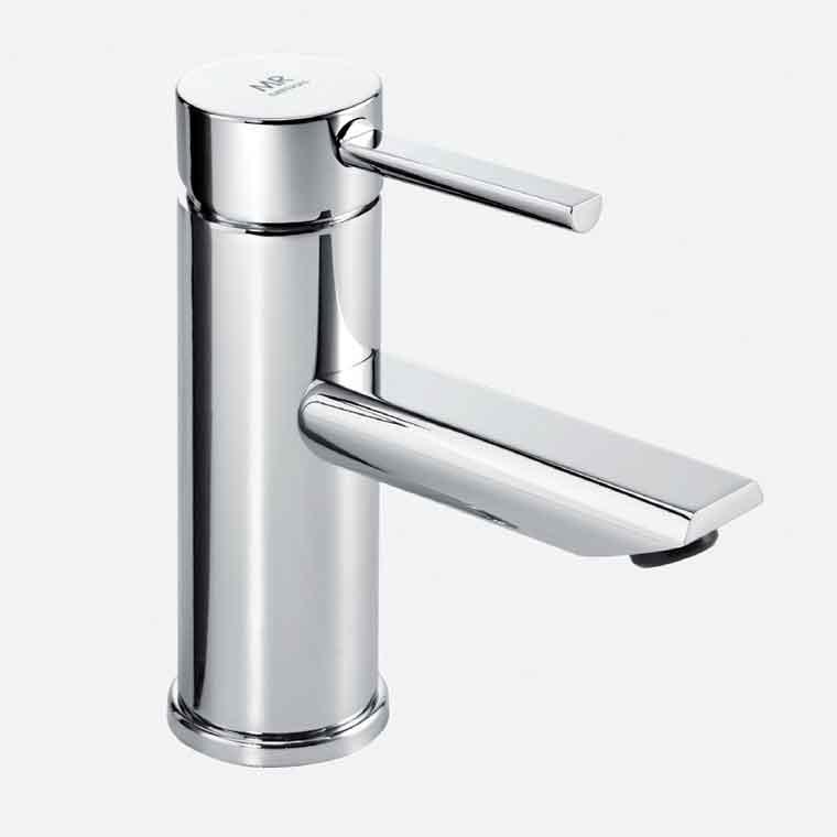 Grifo de lavabo monomando delta 13 mr cromo grifolandia for Grifo monomando lavabo