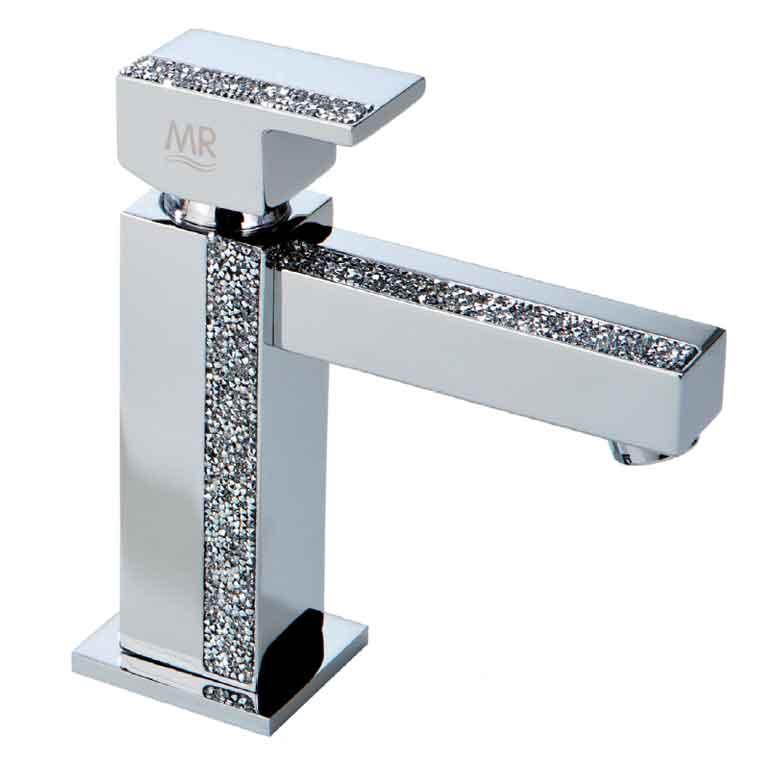 Grifo de lavabo monomando petra cal mr de la marca for Grifo lavabo