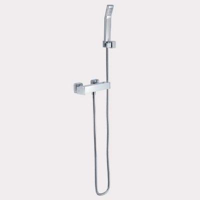 Grifo de ducha, Monomando con Accesorios de Ducha Petra 16 MR, Cromo