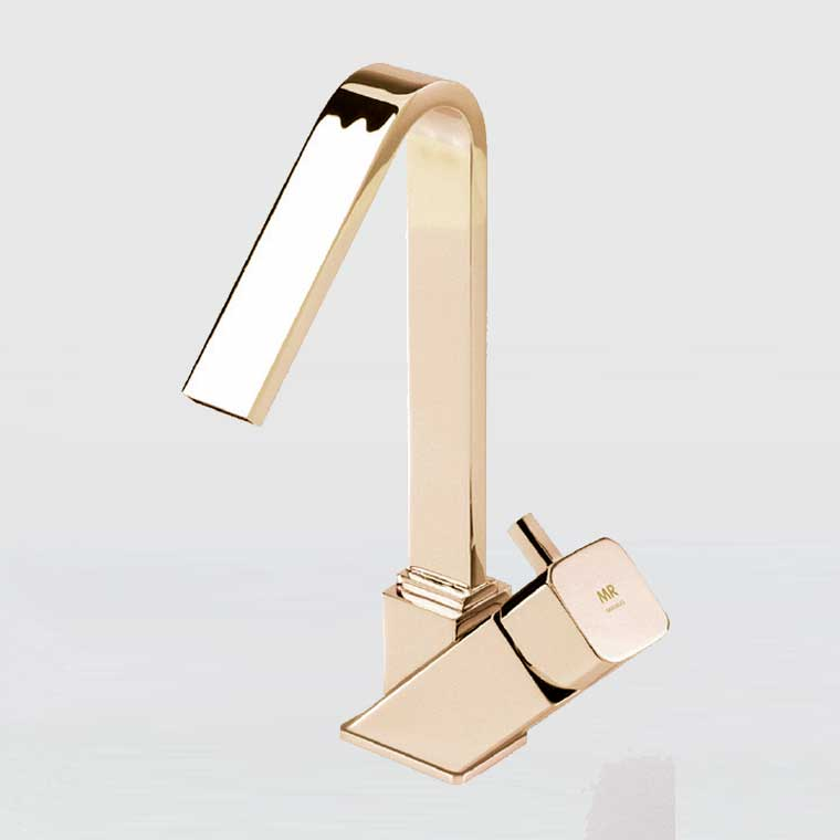 Grifo de lavabo monomando ca o alto catral de la marca - Grifos de lavabo cano alto ...