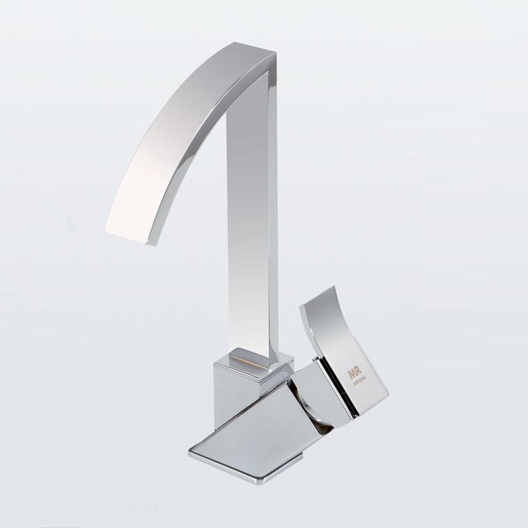 Grifo de lavabo monomando ca o alto inca de la marca - Grifos de lavabo cano alto ...
